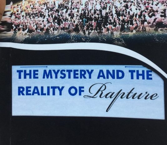 Book Review: The Mystery And The Of Rapture