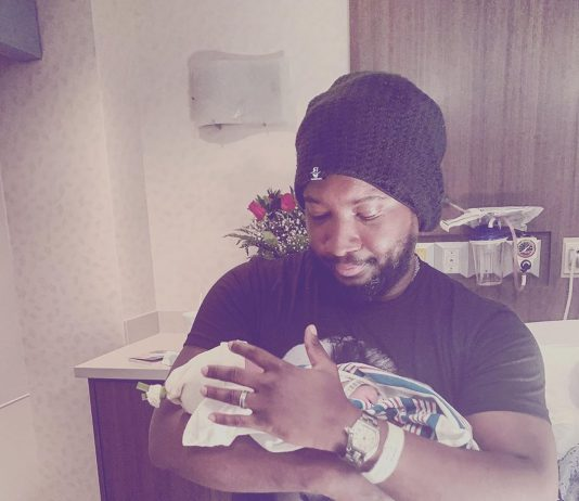 Sonnie Badu and wife welcome their third child