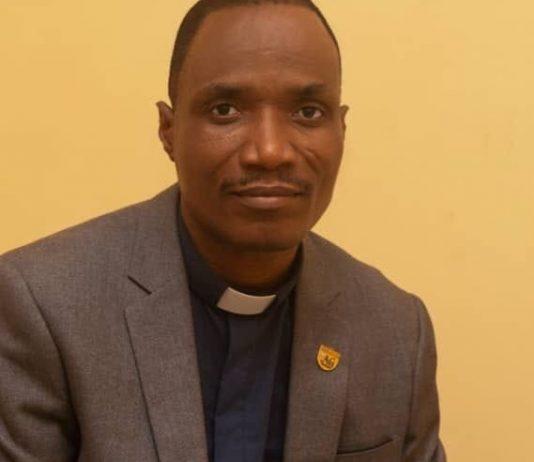 Rev. Stephen A. Sakyi