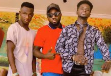 Kuami Eugene shoots the video for his new song titled 'Control'
