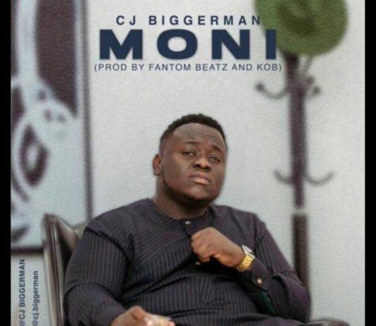 "CJ Biggerman new song ""moni"""