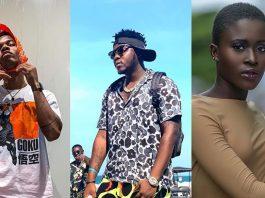 KiDi, Medikal and Fella Makafui