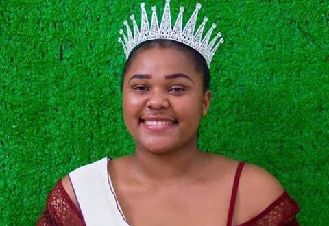 Winner of Miss Tortsogbe 2019, Miss Rita Azaglo