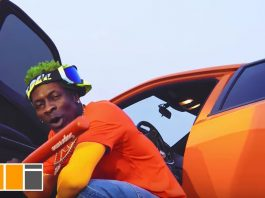 Shatta Wale - Top Speed (All Out) music video