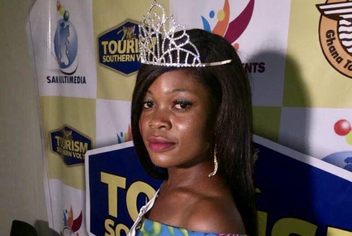 Enam, Miss Tourism Southern Volta 2019