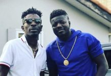Pope Skinny and Shatta Wale