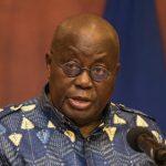 President of the Republic of Ghana H.E Nana Akufo-Addo