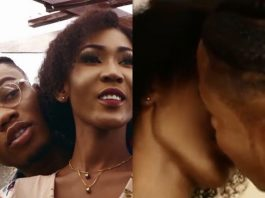 KD Bakes and Selorm share passionate kiss in new music video