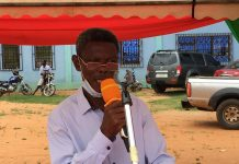 GUM parliamentary Candidate for South Tongu