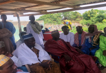South Tongu MP, Fieve and Sogakope divisional chief donates to Muslims in South Tongu on Eid-ul-Fitr