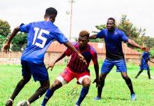 Sons of Thunder FC vs Bebeto FC